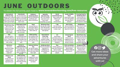 June Outdoors